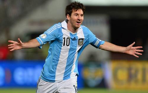 Crees que Messi alcanzará a Cristiano Ronaldo en Facebook?