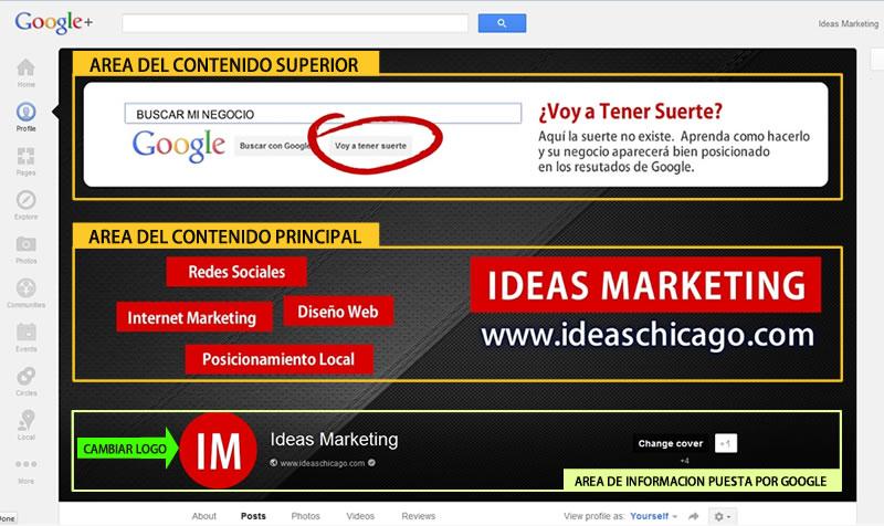 tutorial google plus nueva imagen perfil