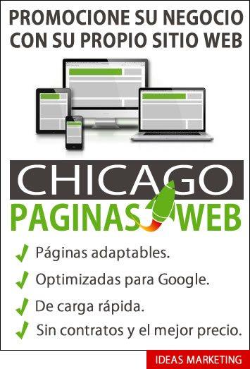 Páginas web en Chicago